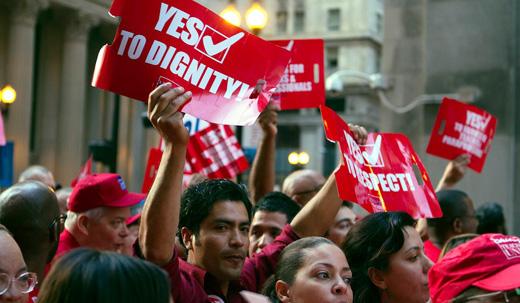 Chicago teachers cast overwhelming strike authorization vote