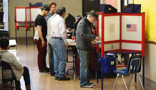 Over 100,000 New Yorkers banned from voting in primary