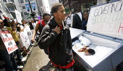 Answer to youth violence is jobs, not National Guard