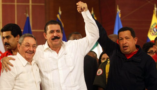 Honduras ex-prez Zelaya voices anger re Wikileaks revelations