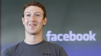 "Facebook's Mark Zuckerberg named Time's ""Person of Year"""