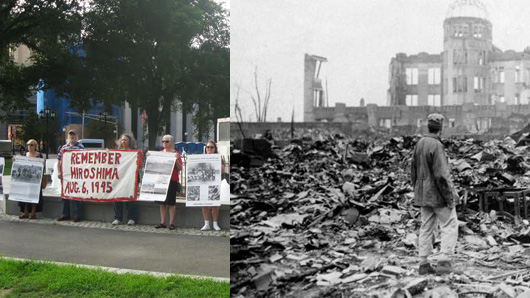 Hiroshima Day message: Abolish nuclear weapons, build lasting world peace