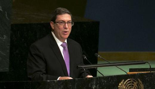 For 25th year, Cuba seeks UN resolution on blockade