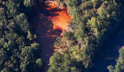 Colonial Pipeline spill confirms worries of Standing Rock Sioux water protectors