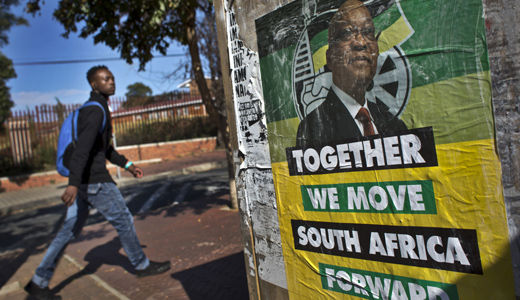 South Africa: African National Congress faces setback in local elections