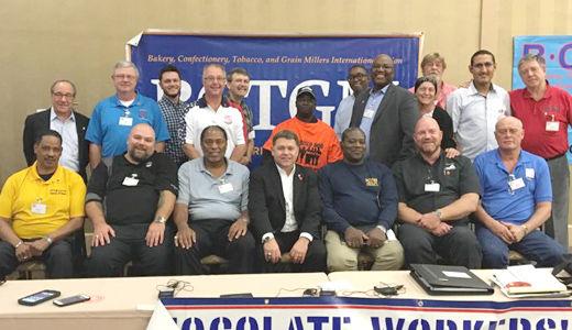 Oreo workers take Nabisco fight global