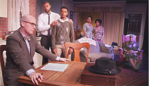 """A Raisin in the Sun,"" theatrical gem now in Santa Monica"