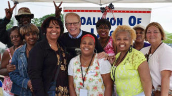 """Ohio senatorial candidate Ted Strickland: """"Future of unions is at stake"""""""