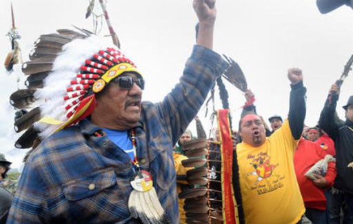 Tenn. Powwow applauds Standing Rock Sioux pipeline opposition