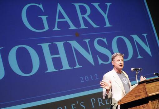 Gary Johnson's not your friend: Why voting Libertarian isn't progressive