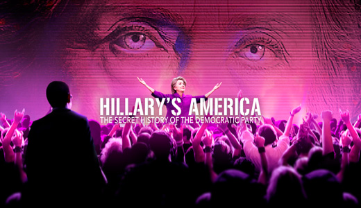 I watched Dinesh D'Souza's awkward anti-Hillary movie so you don't have to