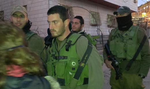 Israeli army jails nonviolent Jewish peace activists