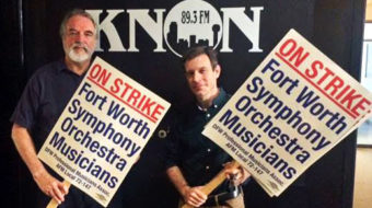Fort Worth Symphony Orchestra musicians are on strike