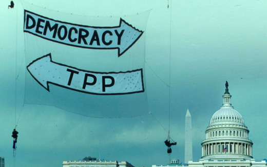 Legal experts: TPP's secret ISDS trade court overrides labor law