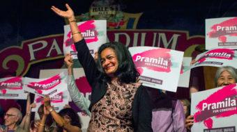India-born Pramila Jayapal, a fighting progressive, wins Washington State primary