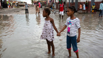 Imperialism to blame for Haiti's inadequate hurricane prep