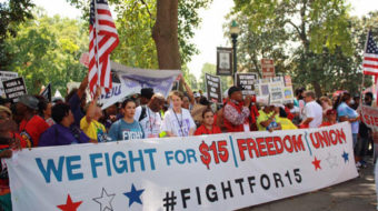 To November and beyond: #Fightfor15 convention showcases a worker-led movement