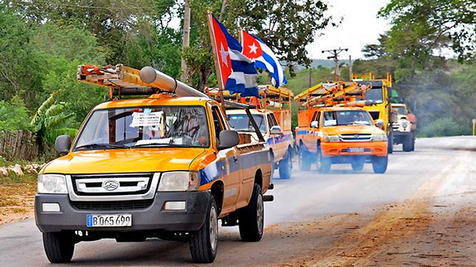 Cuba's hurricane response a model of social solidarity