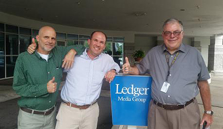 """Lakeland Ledger"" newsroom staff vote to join News Guild-CWA"