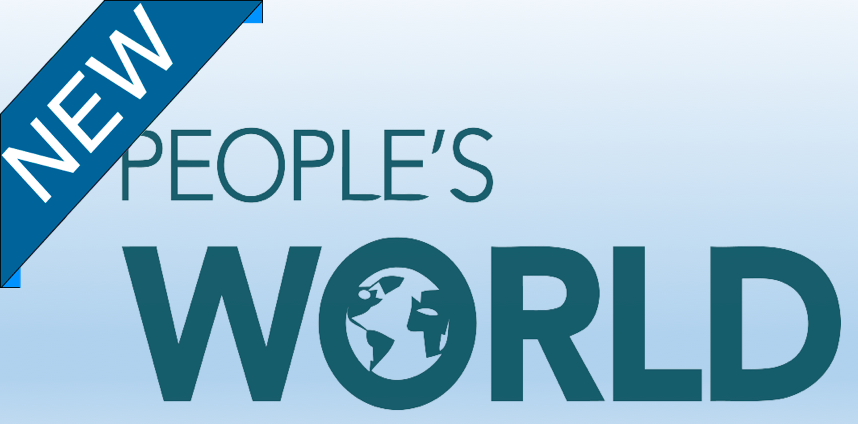 Welcome to the new PeoplesWorld.org