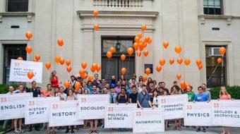 Yale graduate teachers petition NLRB for union recognition