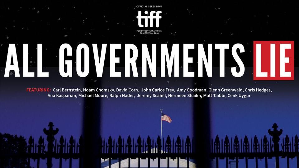 """All Governments Lie"": New documentary about I.F. Stone"