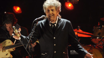 Dylan's revolutionary lyrics celebrate play, protest