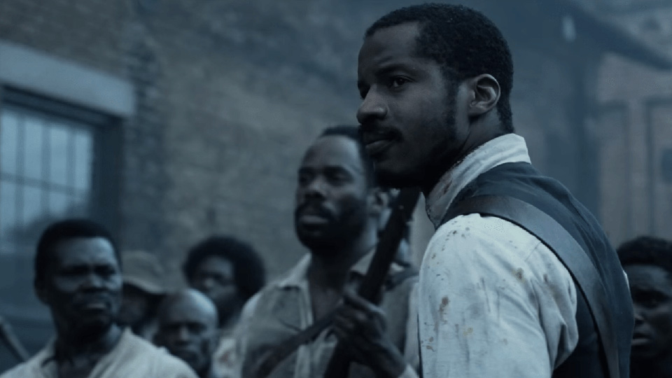 """The Birth of a Nation"" receives standing ovation"