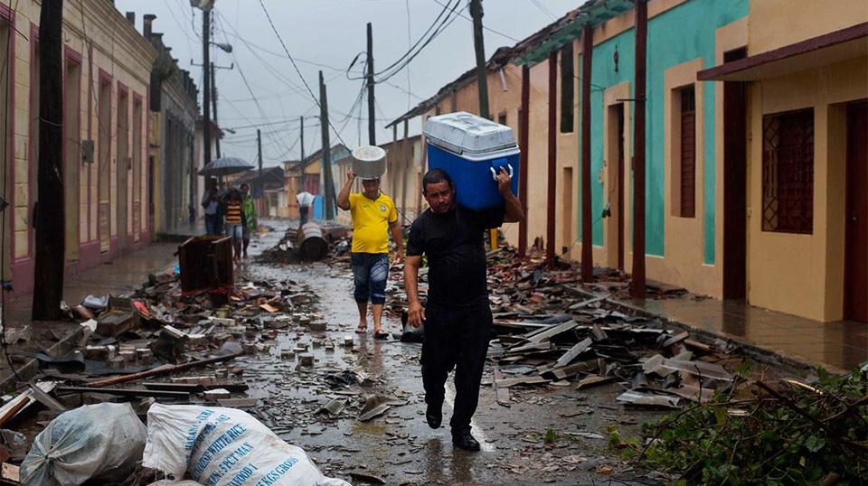 Hurricane Matthew damage worsened by government short-sightedness