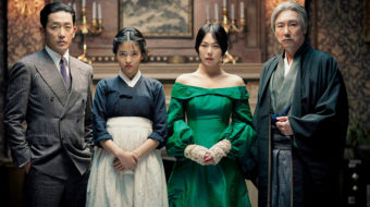 """The Handmaiden"": Stunning erotic crime thriller in Japanese-occupied Korea"