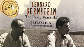 This week in history: Bernstein records Blitzstein's WWII Airborne Symphony