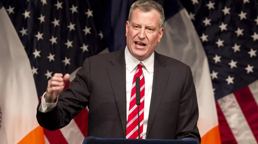 De Blasio order mandates employer neutrality in NYC union drives