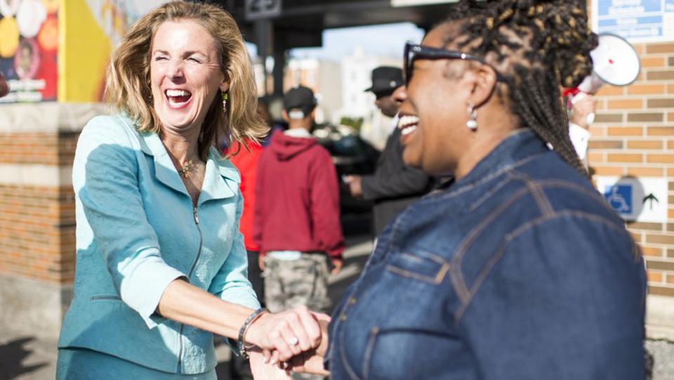 Democrat gains in Pennsylvania Senate race