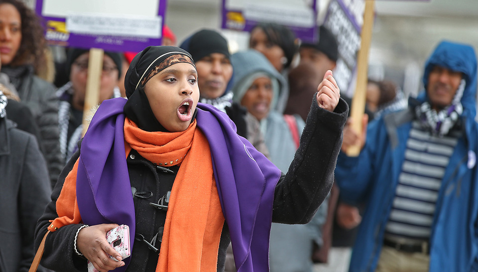 Twin Cities janitors win metro-wide union recognition