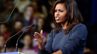 "Michelle Obama on Trump: ""It's cruel. It's frightening. And it hurts."""