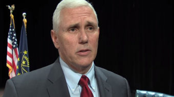 Pence heaps praise on ALEC
