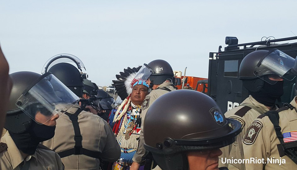 War crimes on the Northern Plains: #NoDAPL