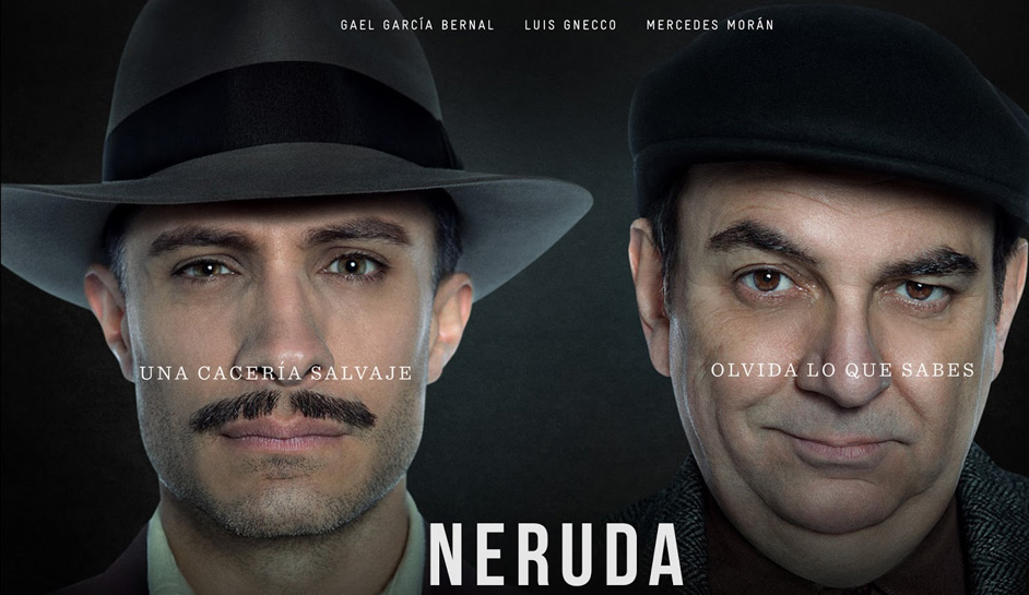 New film gives us Neruda, Chile's communist poet