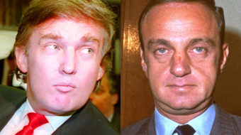 Donald Trump's mentor was Roy Cohn, union-buster
