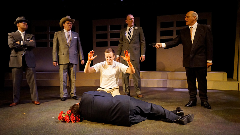 """""""The Tragedy of JFK"""": Lost play by Shakespeare?"""