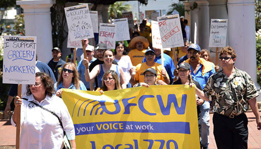 UFCW: Tentative deal reached with Ralphs and Vons/Albertsons