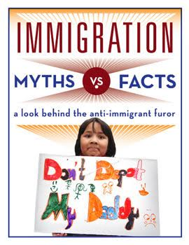 Immigration Myths vs Facts: New pamphlet published for 2016 election