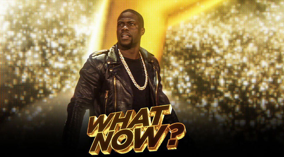 """""""Kevin Hart: What Now?"""": Black off-topic comedy"""