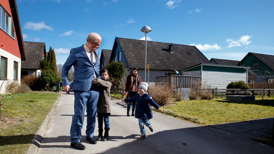 """A Man Called Ove"": Swedish film celebrates a hidden hero"