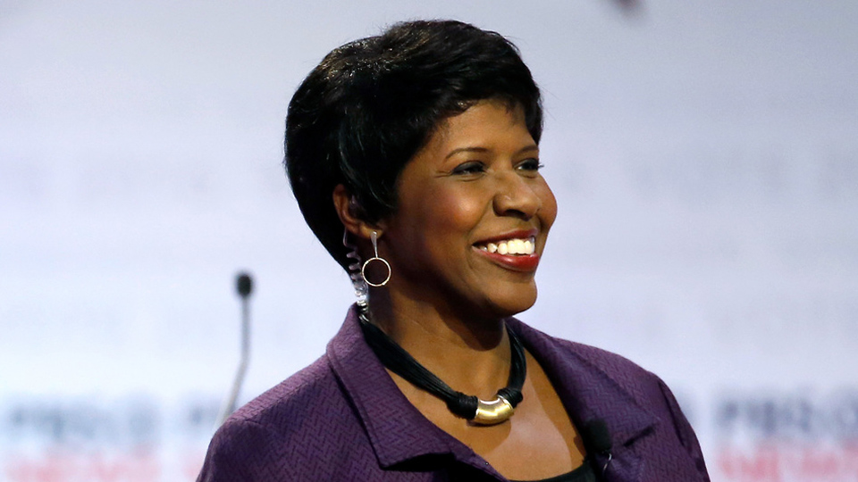 Gwen Ifill, 61: PBS journalist