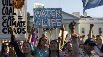 Obama sticks with DAPL against Standing Rock Water Protectors