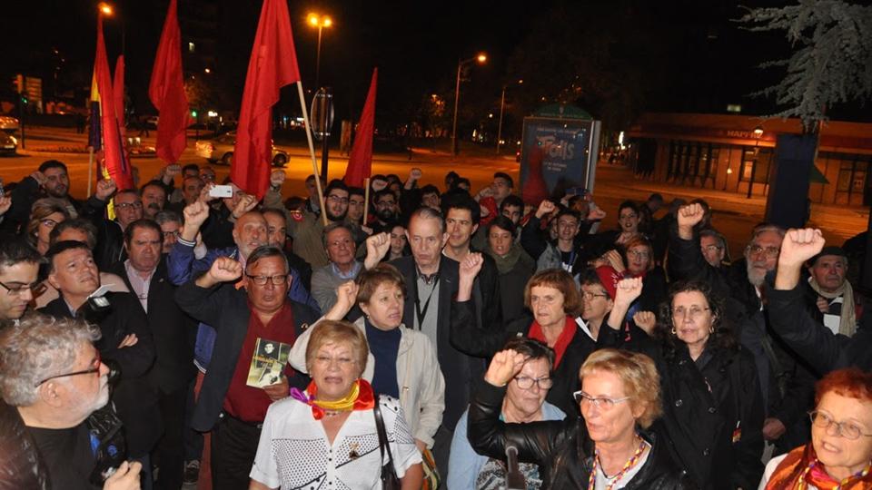 Spain: Remembering sacrifice of the International Brigades