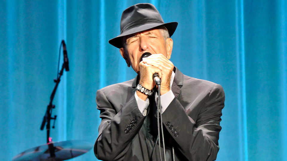 Leonard Cohen, 82: Singer, songwriter and poet