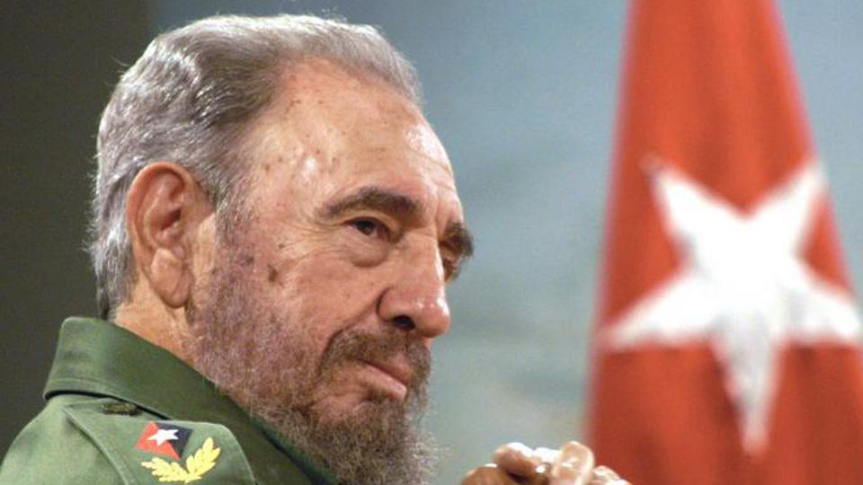 Ode to Fidel Castro