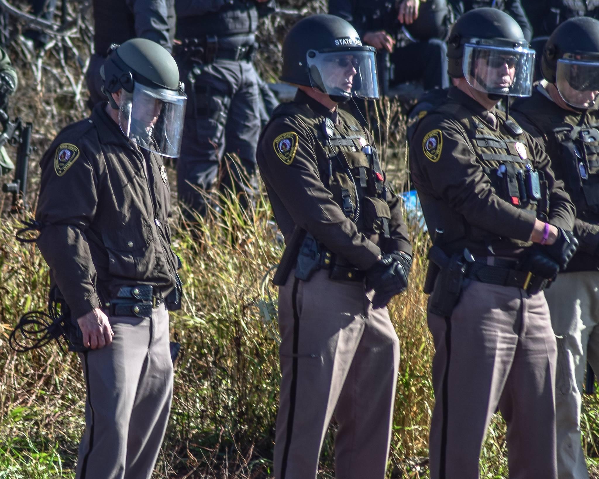 Despite Justice Dept. order, #NoDAPL pipeline standoff continues